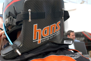 HANS device