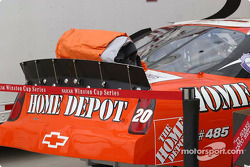 Tony Stewart's car confiscated by NASCAR