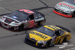 Kevin Harvick and Matt Kenseth