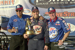 NHRA: Don Prudhomme, Larry Dixon and Dick Lahaie