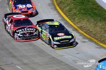 Jack Sprague and Jamie McMurray