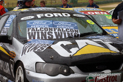 Ford and Craig Lowndes have waited a long time to do this