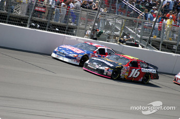 Greg Biffle and Todd Bodine