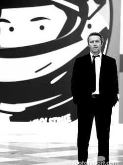 British artist Julian Opie brings together Art and Formula 1 racing: Julian Opie