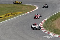 Jacques Villeneuve leads Cristiano da Matta