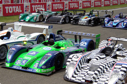 Presentation of the LMP675 and LMP900 cars