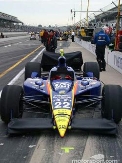 Vitor Meira's car