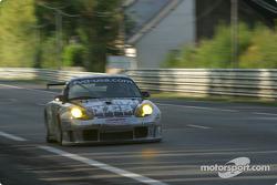 #87 Orbit Racing Porsche 911 GT3 RS: Leo Hindery, Peter Baron, Marc Lieb