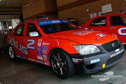 Team Lexus GrandAm Cup #2