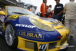 #75 Thierry Perrier Porsche 911 GT3 RS