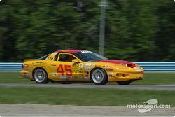 Micheal Baughman Corvette