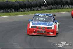 Marcus Motorsports BMW in turn six