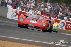 #7 Ferrari 512S: Nick Mason, Mark Hales