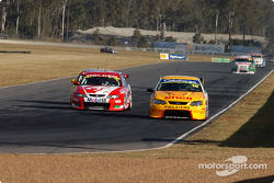 Mark Skaife leads Max Wilson, Jason Bright, Brad Jones and Rick Kelly
