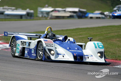 #16 Dyson Racing Team Lola EX257/AER MG: James Weaver, Butch Leitzinger
