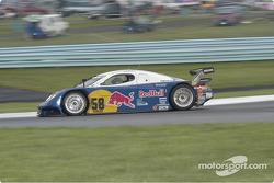 #58 Brumos Racing Porsche Fabacar