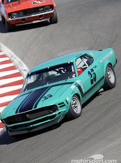 #25 1970 Boss 302 Mustang