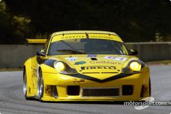#61 P.K. Sport Porsche 911 GT3 RS: Vic Rice, Piers Masarati