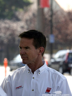 Champion Audi driver Randy Pobst