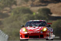 #89 Inline Cunningham Racing Porsche 911 GT3RS: Oswaldo Negri, Burt Frisselle
