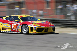 #29 JMB Racing USA/Team Ferrari Ferrari 360 Modena: Stephen Earle, Mark Neuhaus