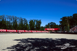 Monza scenery
