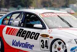 Bathurst 24 hour winner Nathan Pretty teamed with Garth Tander for the enduro