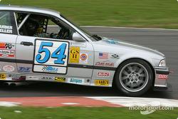 #54 Bell Motorsports BMW M3: Terry Borcheller, Forest Barber