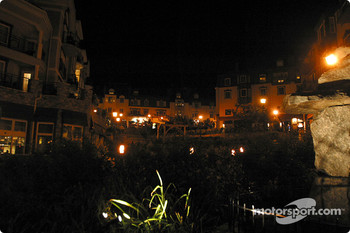 Mont-Tremblant by night