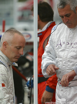 Nick Longhi and Lawrence Stroll