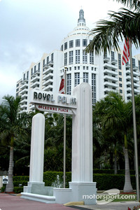 Royal Palm hotel in South Beach