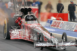 Scott Kalitta marks his return to drag racing