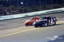 Rusty Wallace and Ricky Craven