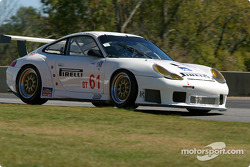 #61 P.K. Sport Porsche 911 GT3RS: Vic Rice, Jon Groom