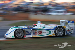 #38 Team ADT Champion Racing Audi R8: Johnny Herbert