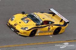 #6 Gunnar Racing Porsche Gunnar GT1: Milt Minter, Chad McQueen, Gunnar Jeannette