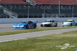 #48 Heritage Motorsports Mustang: Tommy Riggins, David Machavern, Joao Barbosa