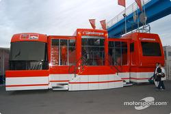 Ducati hospitality