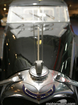 Detail of the 1936 Voisin Aérodyne