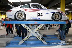 #34 Noel Del Bello Porsche GT3-RS