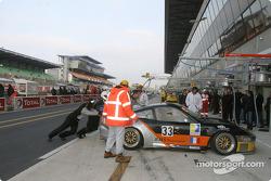 #33 Bernard Jubin Porsche GT3-RS: Christophe Tinseau, Noël Sylvain