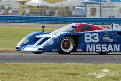 88 Nissan GTP, GTP1