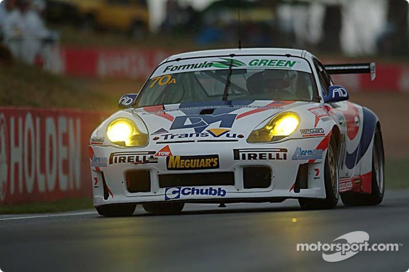 #70 Graham Nash Motorsport Porsche 911 GT3 R: Mike Newton, Thomas Erdos, Manfred Jurasz, Rod Wilson