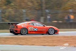 #30 Scuderia Ecosse Ferrari Modena: Marino Franchitti, Chris Niarchos, Tim Mullen