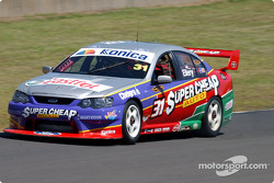 Steve Ellery looking for a good finish this weekend to round off the season