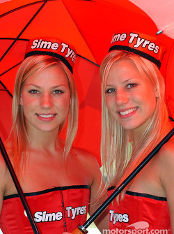 Sime Tyres twins