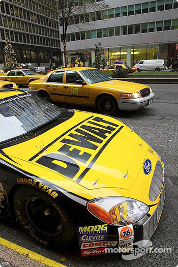 Some yellow cabs are faster than others