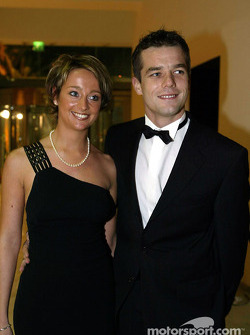 Sébastien Loeb and wife