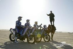 KTM presentation: Team Gauloise-KTM
