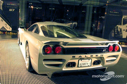 The Saleen S7 has also been featured in razor commercials recently